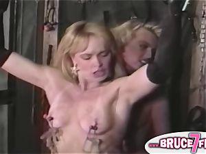roped nineties girl-on-girl