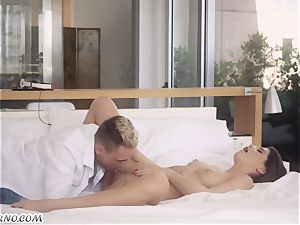 ideal Russian porno with enrapturing sweetie caprice
