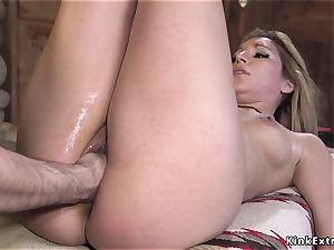 swap nubile student fisted by her host