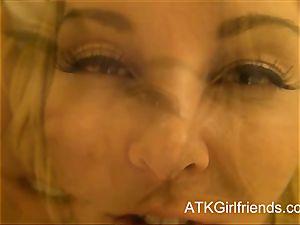 You give Aaliyah enjoy a internal cumshot in Vegas Virtual appointment