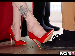LoveHerFeet - Making His soles desire fantasy Come True