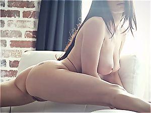 young pornstar Lana Rhoades is amazing