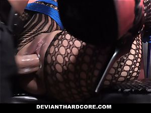 DeviantHardcore ultra-kinky asian Gets tight cunny flagellating