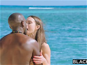 BLACKED super-fucking-hot wife Cheats With big black cock on Vacation