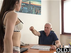 doll humped by aged boy Office blow bj