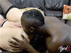 AgedLovE Lacey Starr multiracial hardcore anal