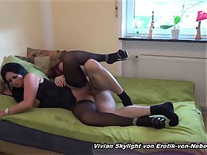 Erwischt my german mom wank and want to fuck