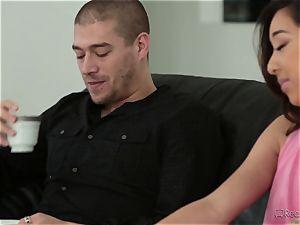 babysitter Mila Jade rails warm boss Xander Corvus