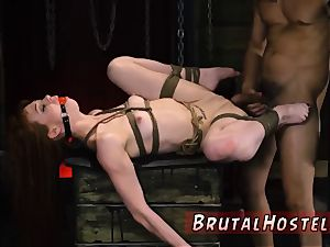 cruel rump porking and hatch urinate desperation restrain bondage gorgeous youthfull damsels, Alexa Nova and