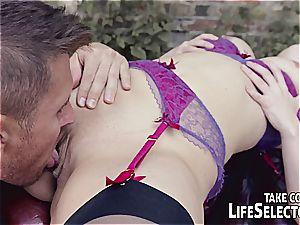LifeSelector orgy compilation with Samantha Bentley