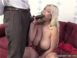 Bridgette B wants black jizz-shotgun - cheating Sessions