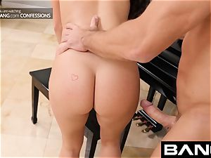 ravage Confessions: Karlee squirts For Her Piano tutor