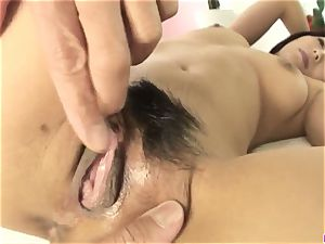astounding asian intercourse vid with supreme Azumi Harusaki